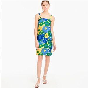 ❤️NWT J. Crew Morning Floral Shift Dress Sz.4